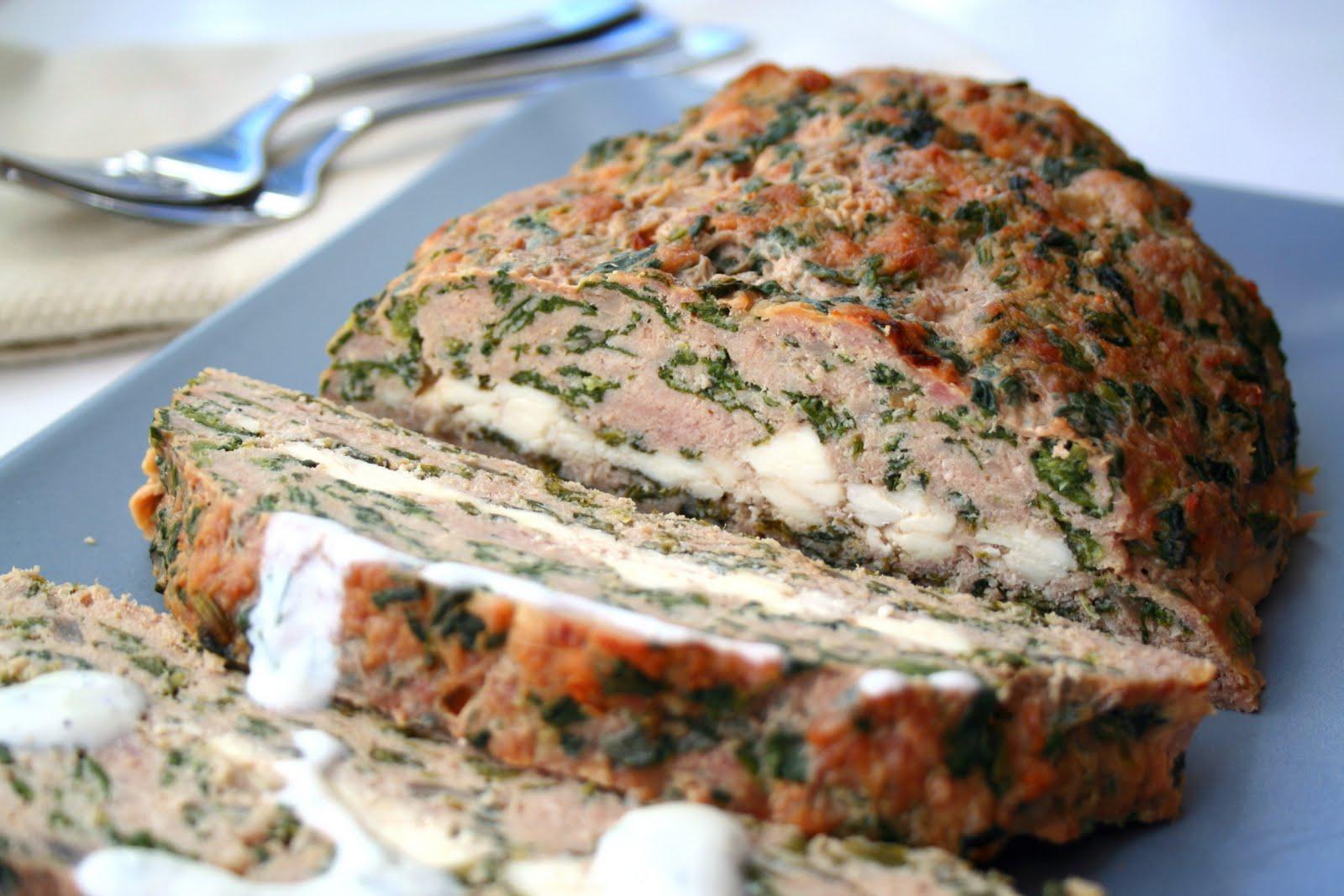 Idealan ručak: Rolat sa fetom i špinatom