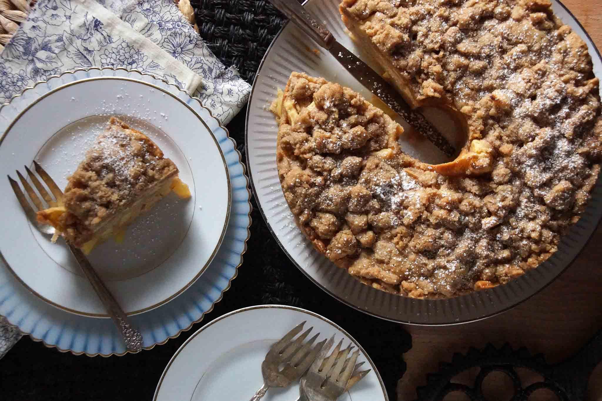 Uživajte u torti od jabuka i oraha