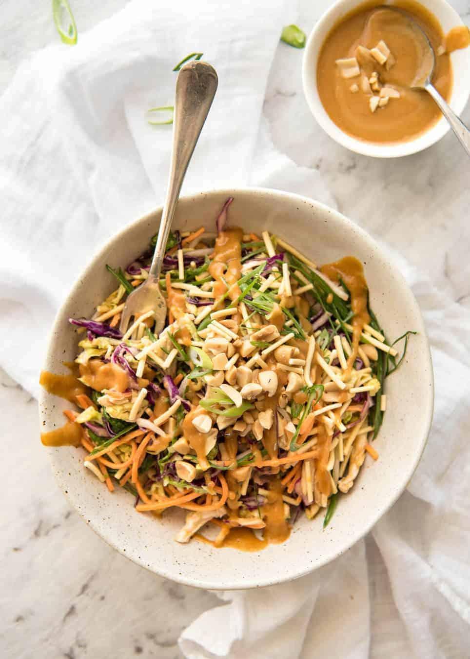 Napravite sami ukusnu kikiriki salatu