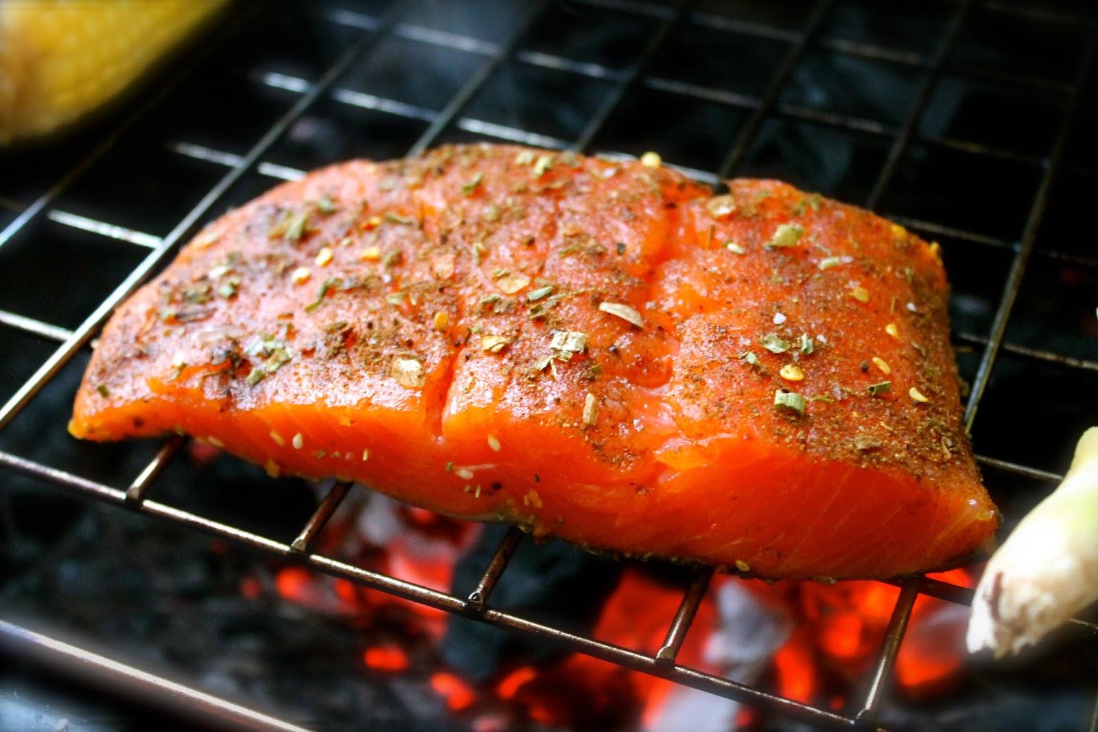 Slasno i ukusno: Losos sa grilla