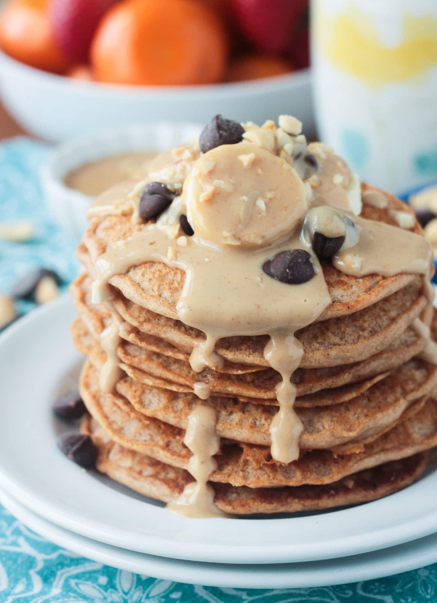 Za doručak odaberite palačinke sa puterom od kikirikija