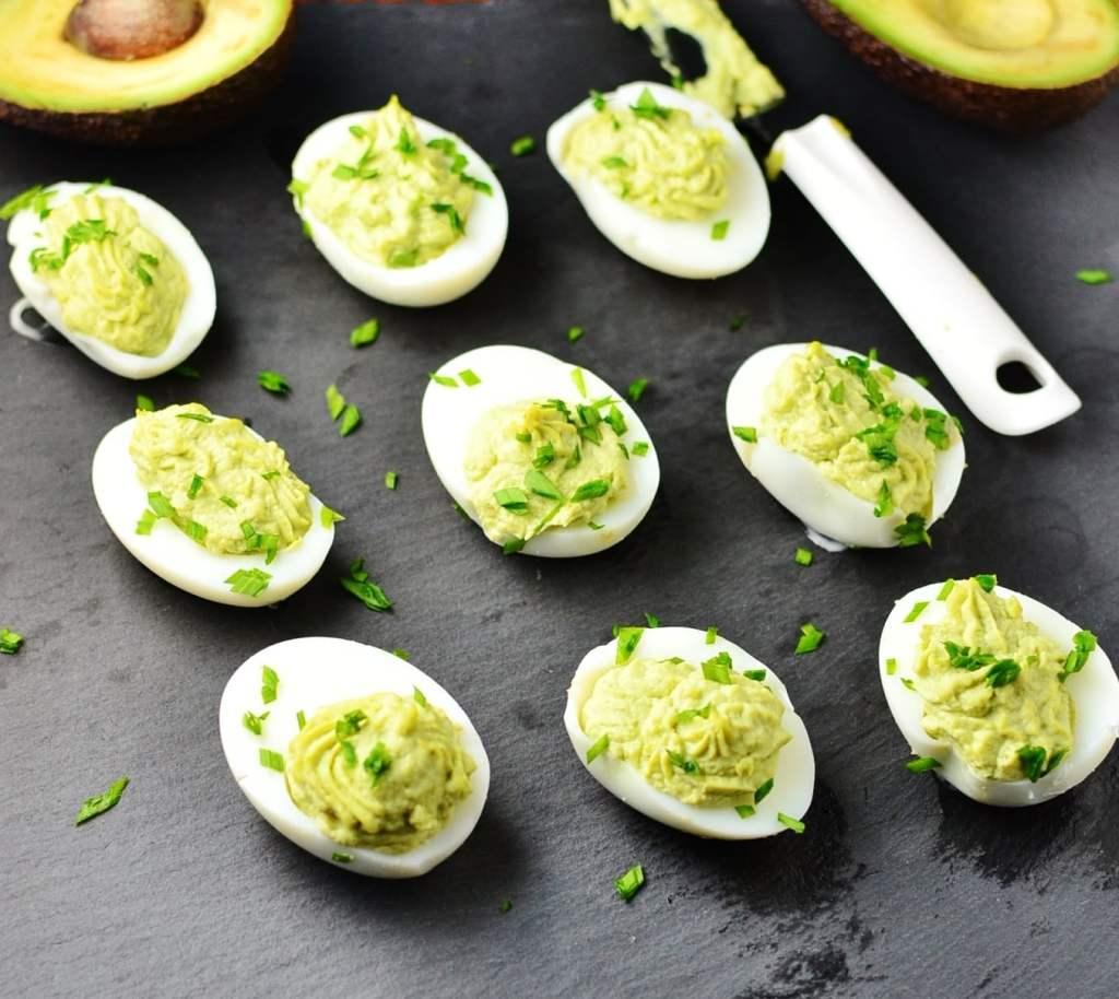 Za doručak pripremite punjena kuhana jaja