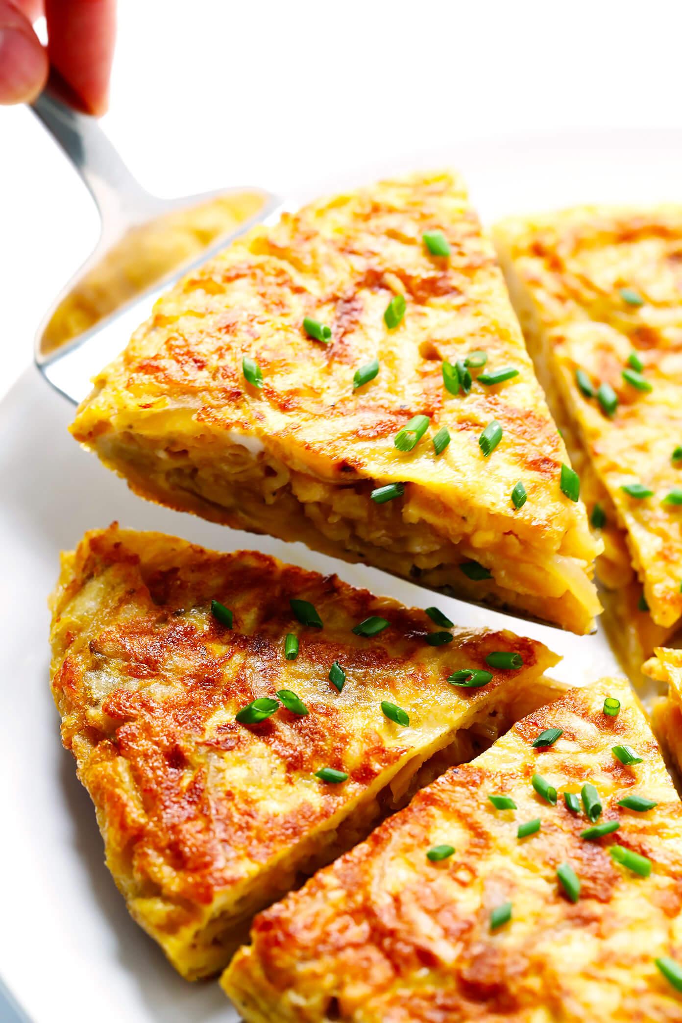Za doručak odaberite španski omlet