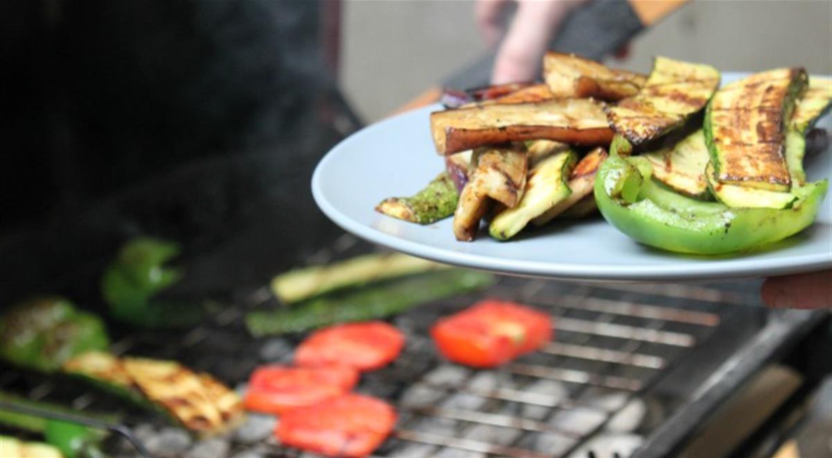 Tikvice s roštilja idealan obrok