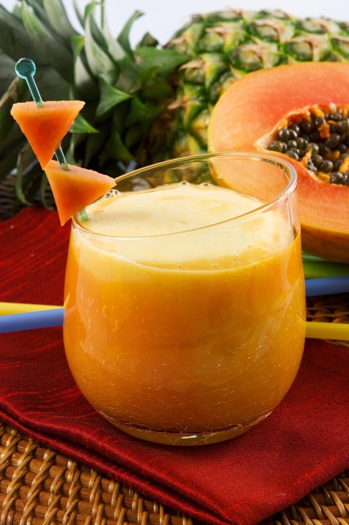 Za doručak: Smoothie s ananasom