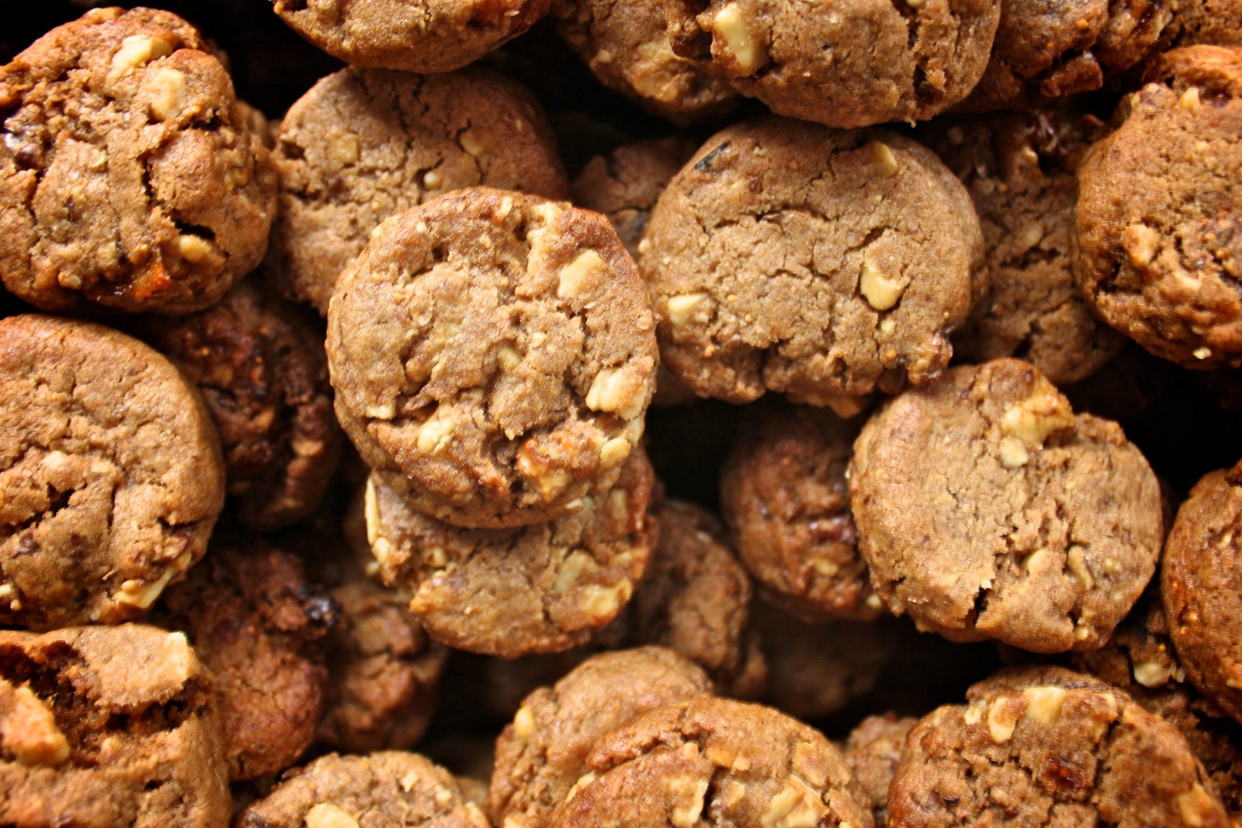 Ukusni keksi sa suhim smokvama