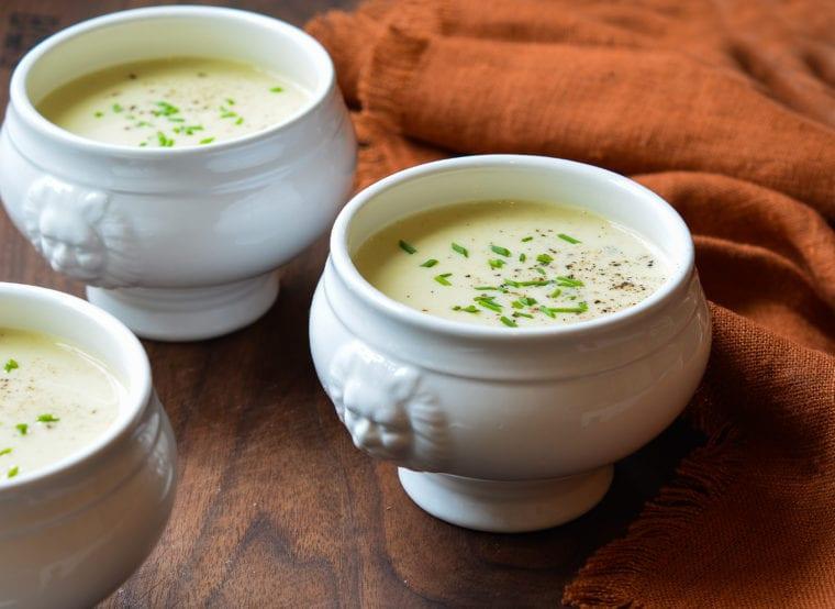 Ukusna krem supa od krompira