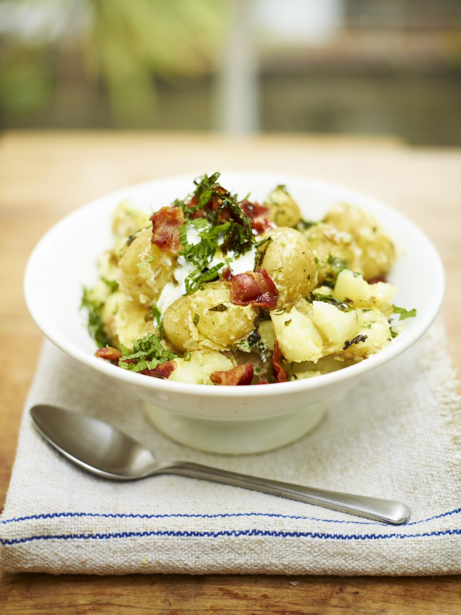 Kuhajte s Jamiejem Oliverom:  Savršena krompir-salata sa suhim mesom