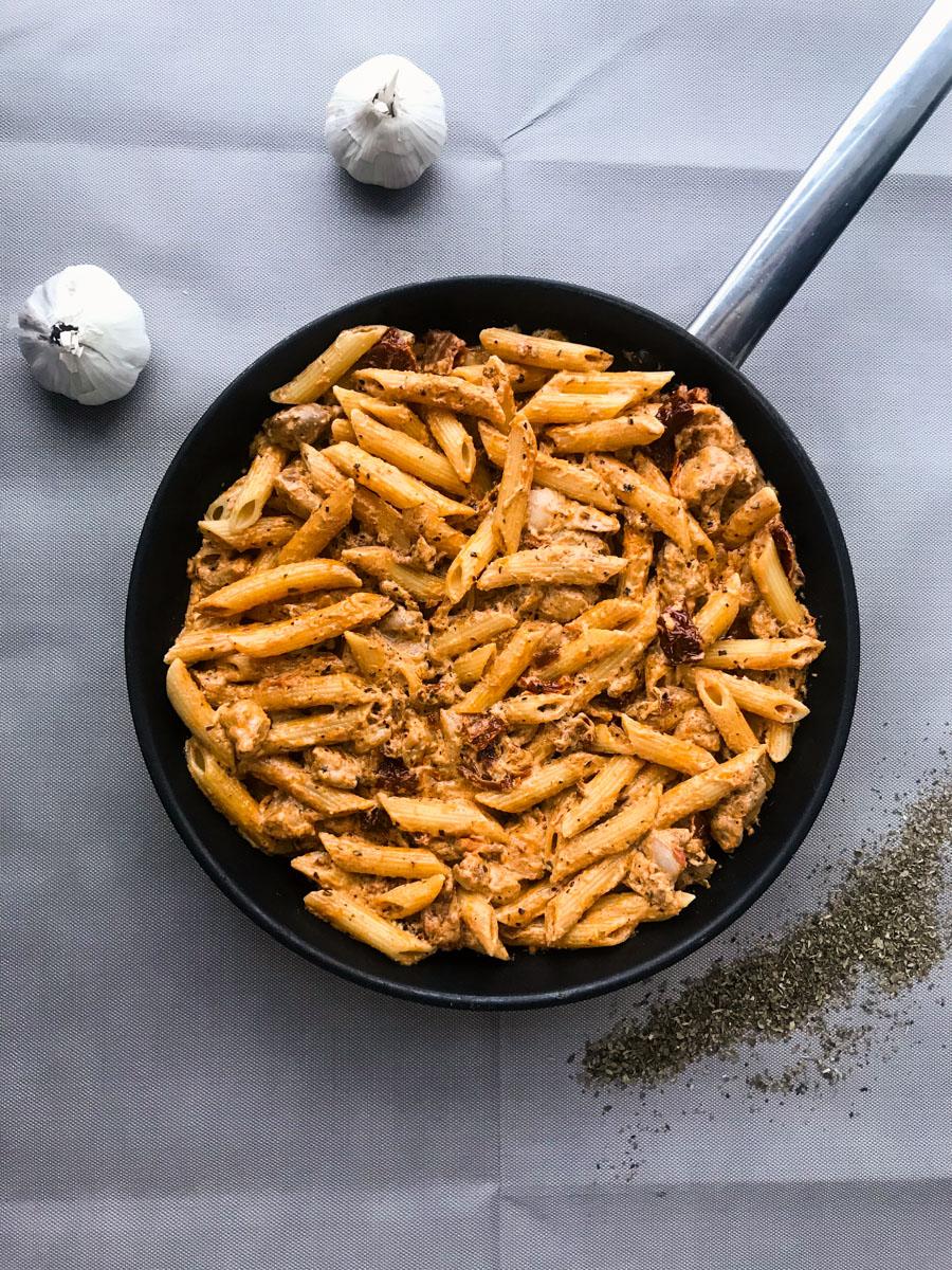 Odaberite tjesteninu sa suhim mesom