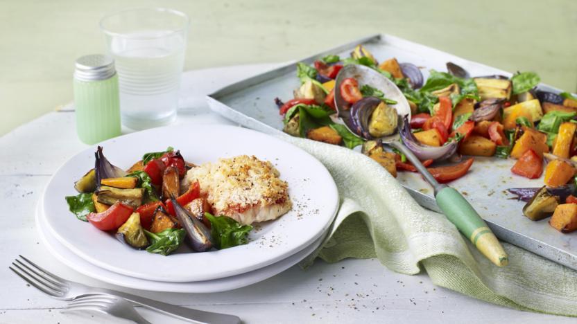 Lagano i zdravo: Oslić sa povrćem