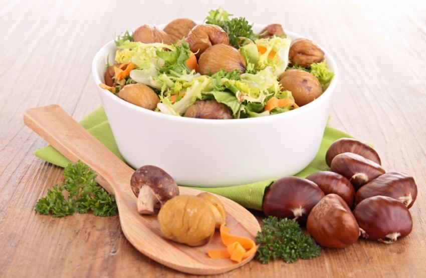 Salata od piletine i kestena može biti izbor za doručak