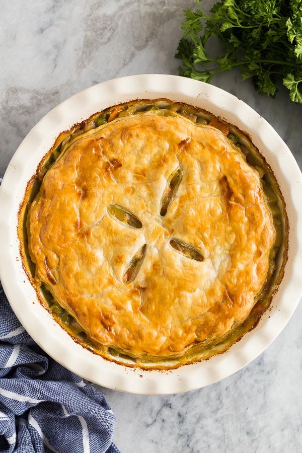 Recept Džejmija Olivera: Pita od puretine