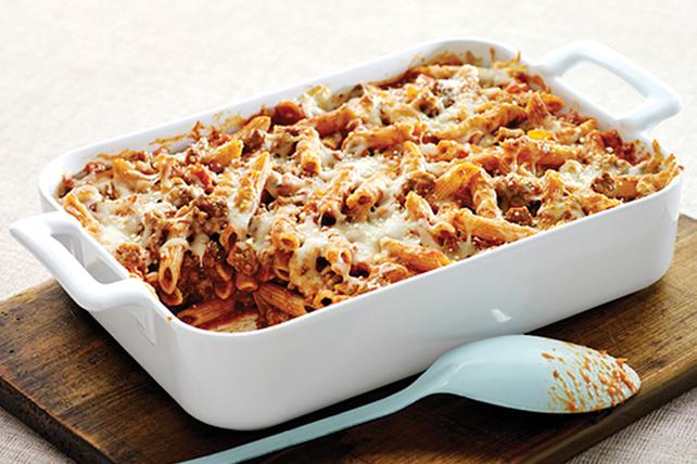 Predlažemo: Zapečena tjestenina