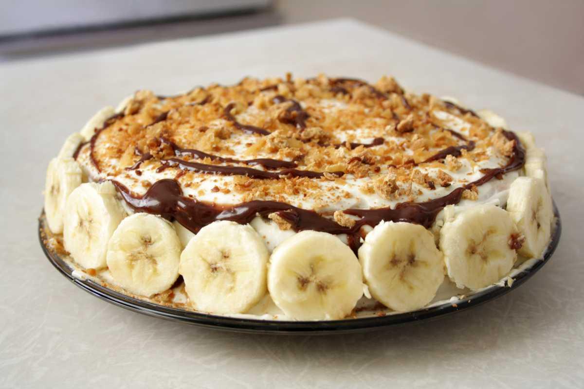 Banana torta ukusna i slasna