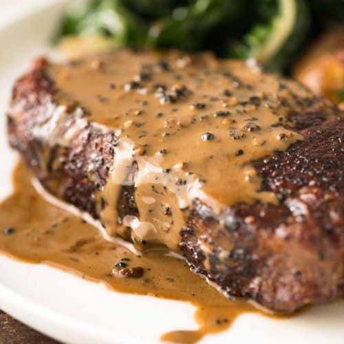 Pravi izbor: Biftek u umaku od crvenog bibera