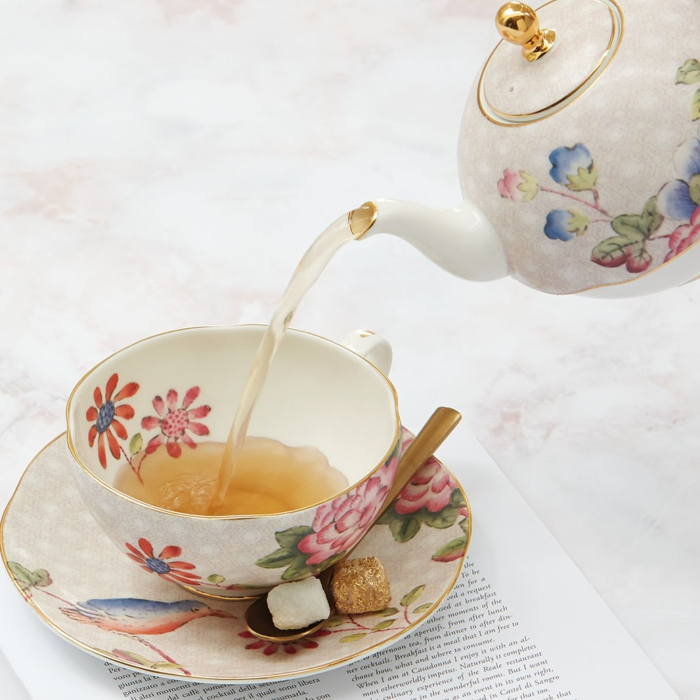 Savjeti: Čaj pijte iz porcelanskih šolja