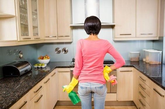 Masne mrlje u kuhinji