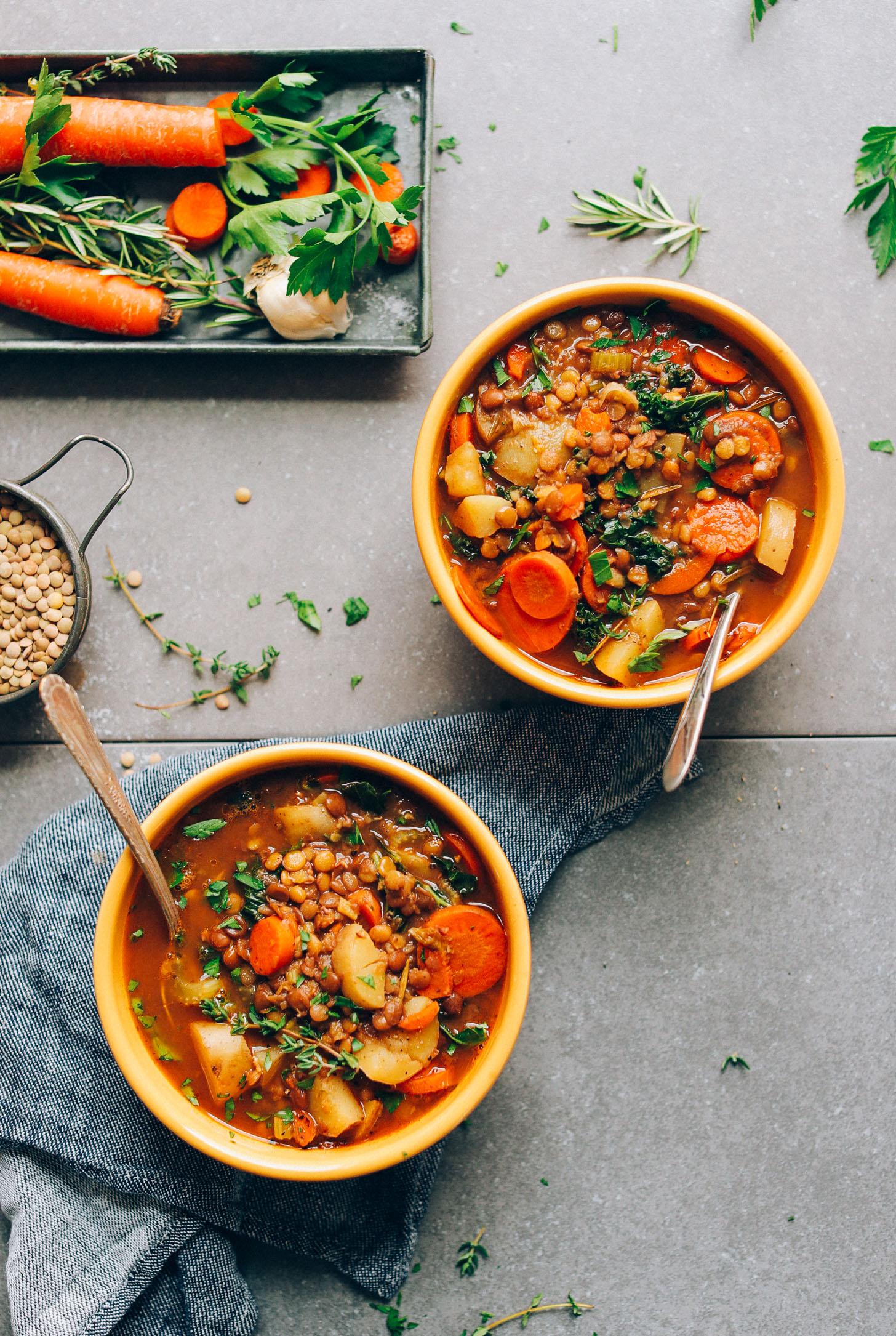 Brzi i jednostavni zimski recepti: Supa od leće