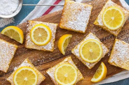 Limun kocke za desert