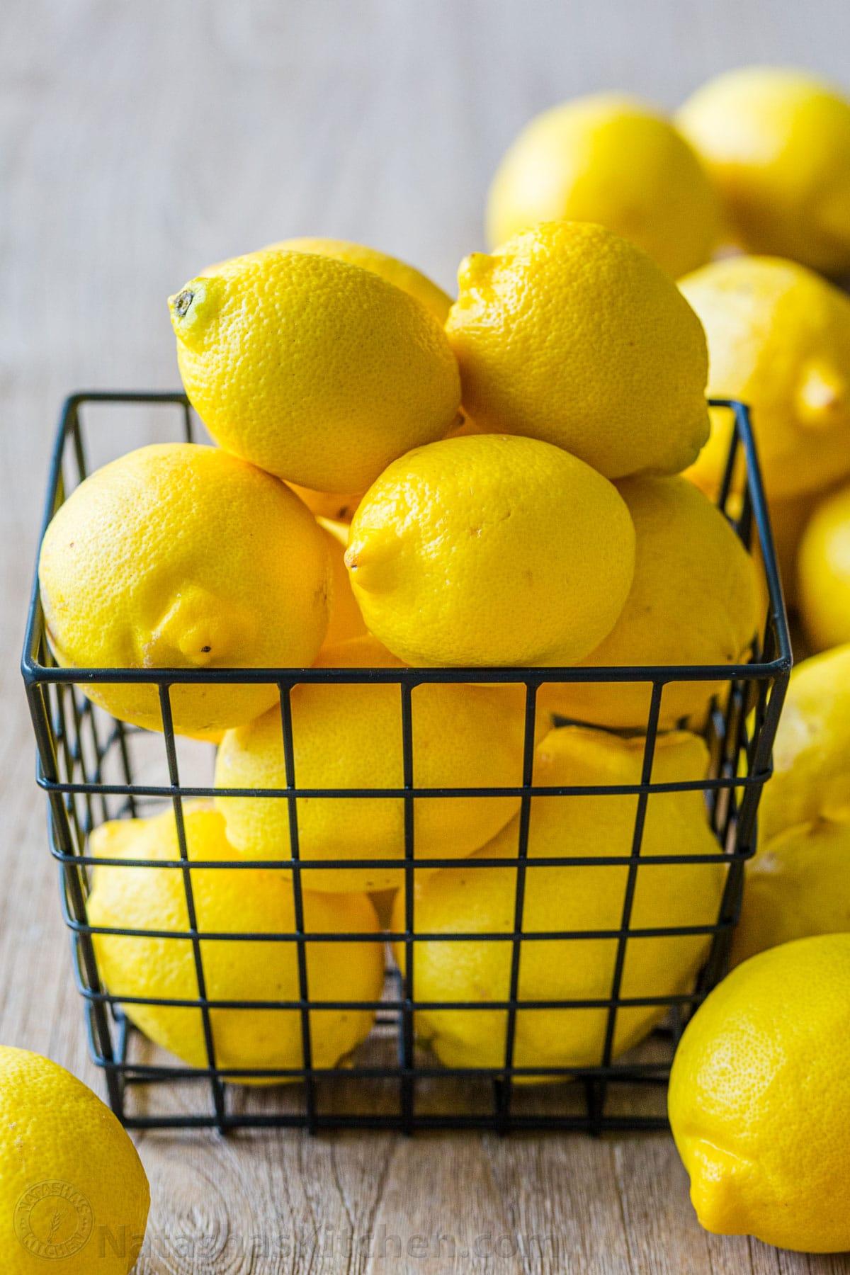 Pet praktičnih primjena limuna