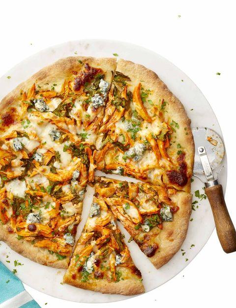Pizza s piletinom za ručak