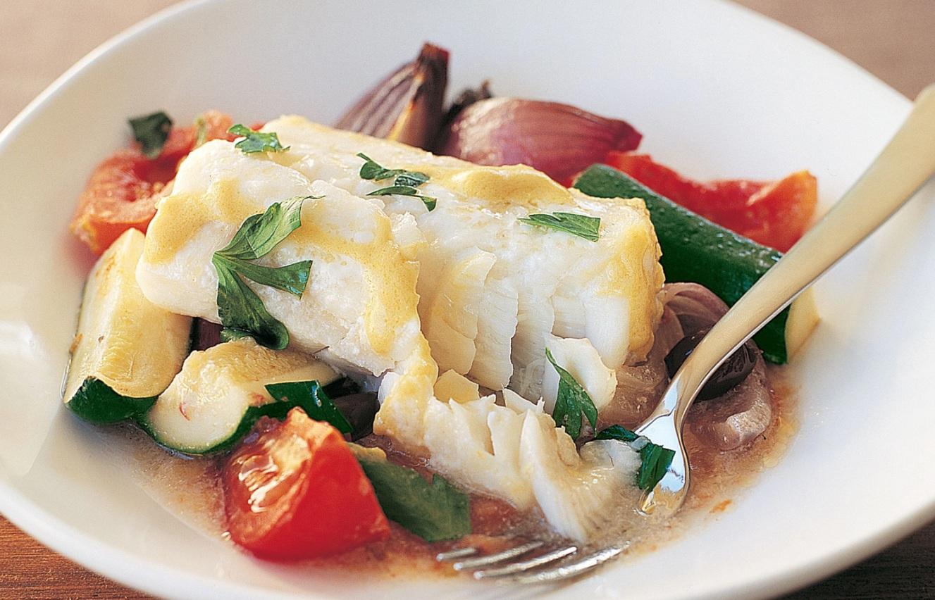 Kuhana riba ukusna i zdrava