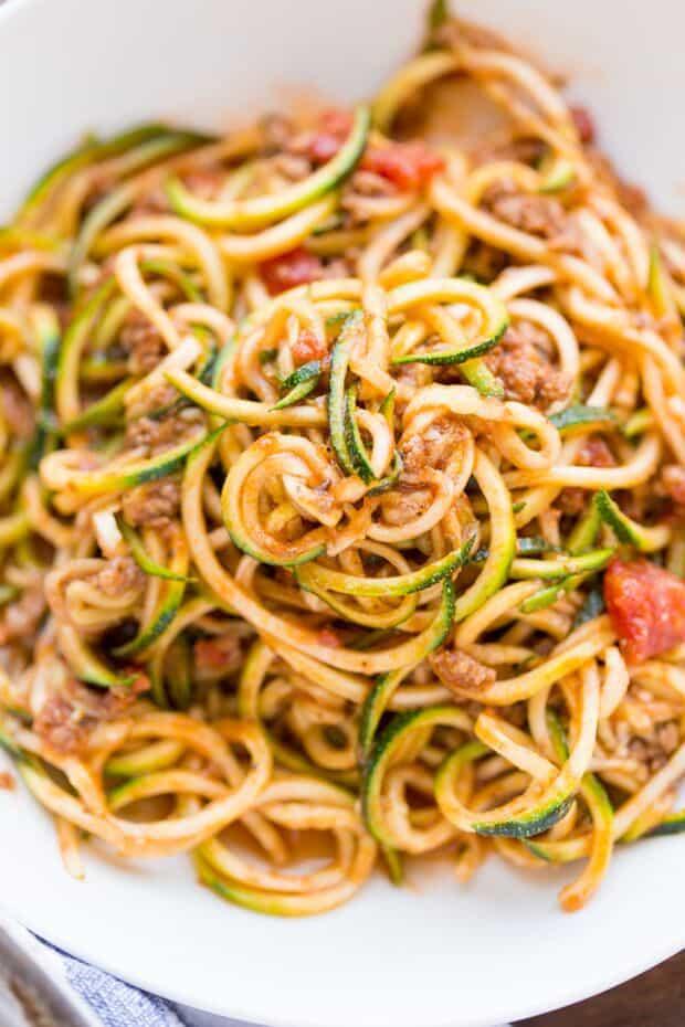 Naš prijedlog su špagete s tikvicama