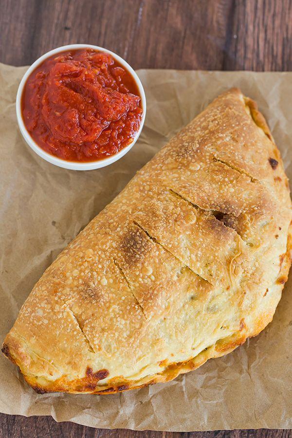 Ukusni zalogaji za doručak: Pizza calzone