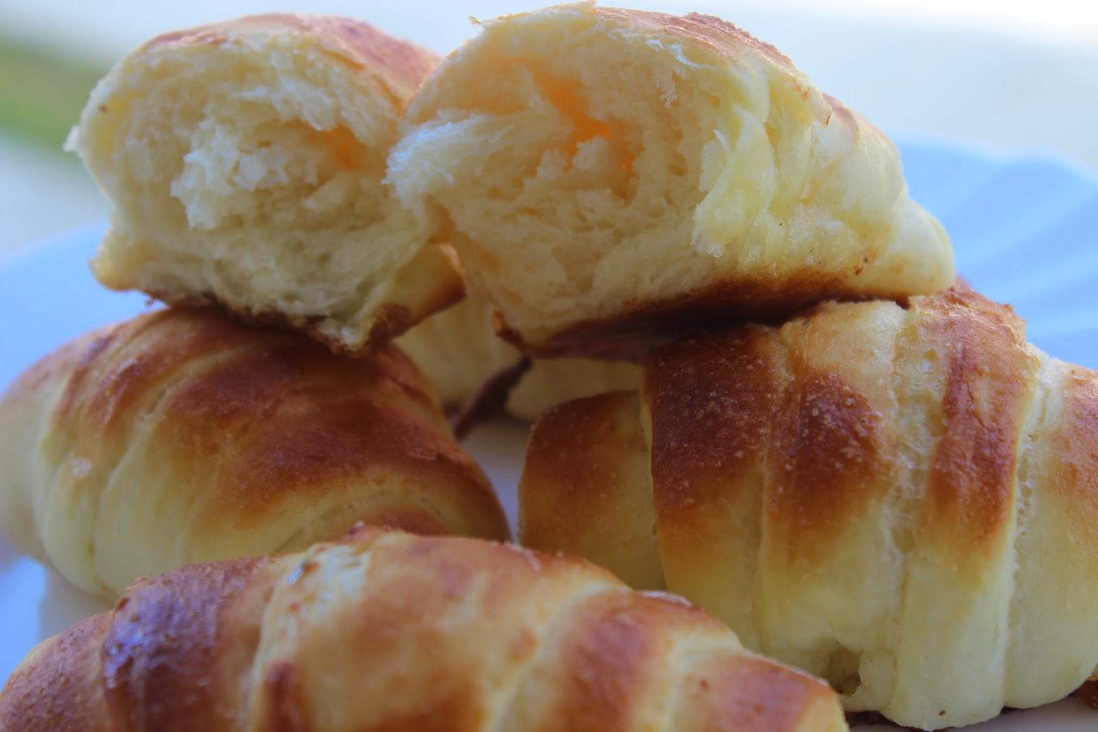 Super brze kiflice za doručak