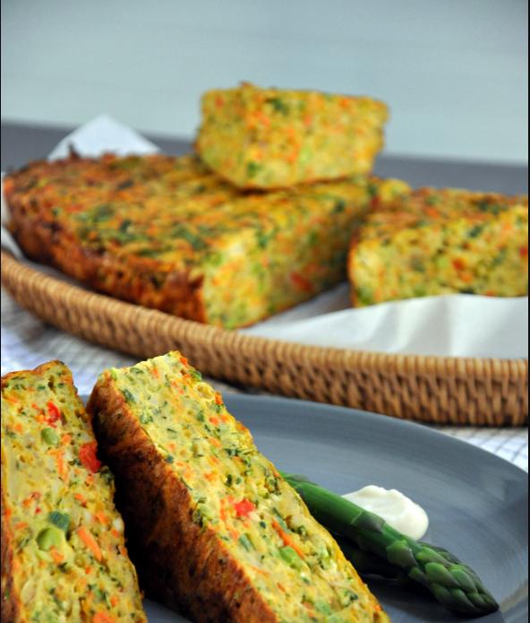 Zdravo i ukusno: Povrtne tortice