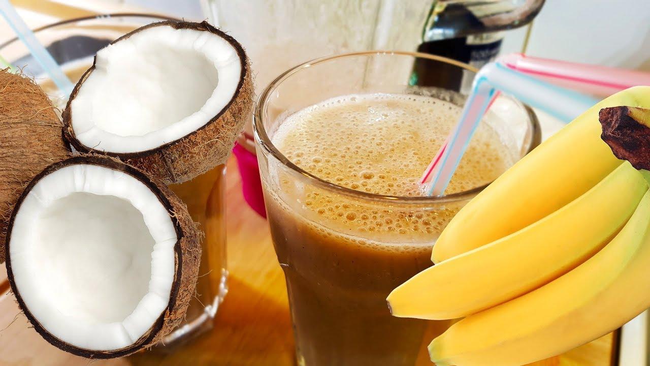 Shake od banane i kokosovog brašna za vegane sladokusce