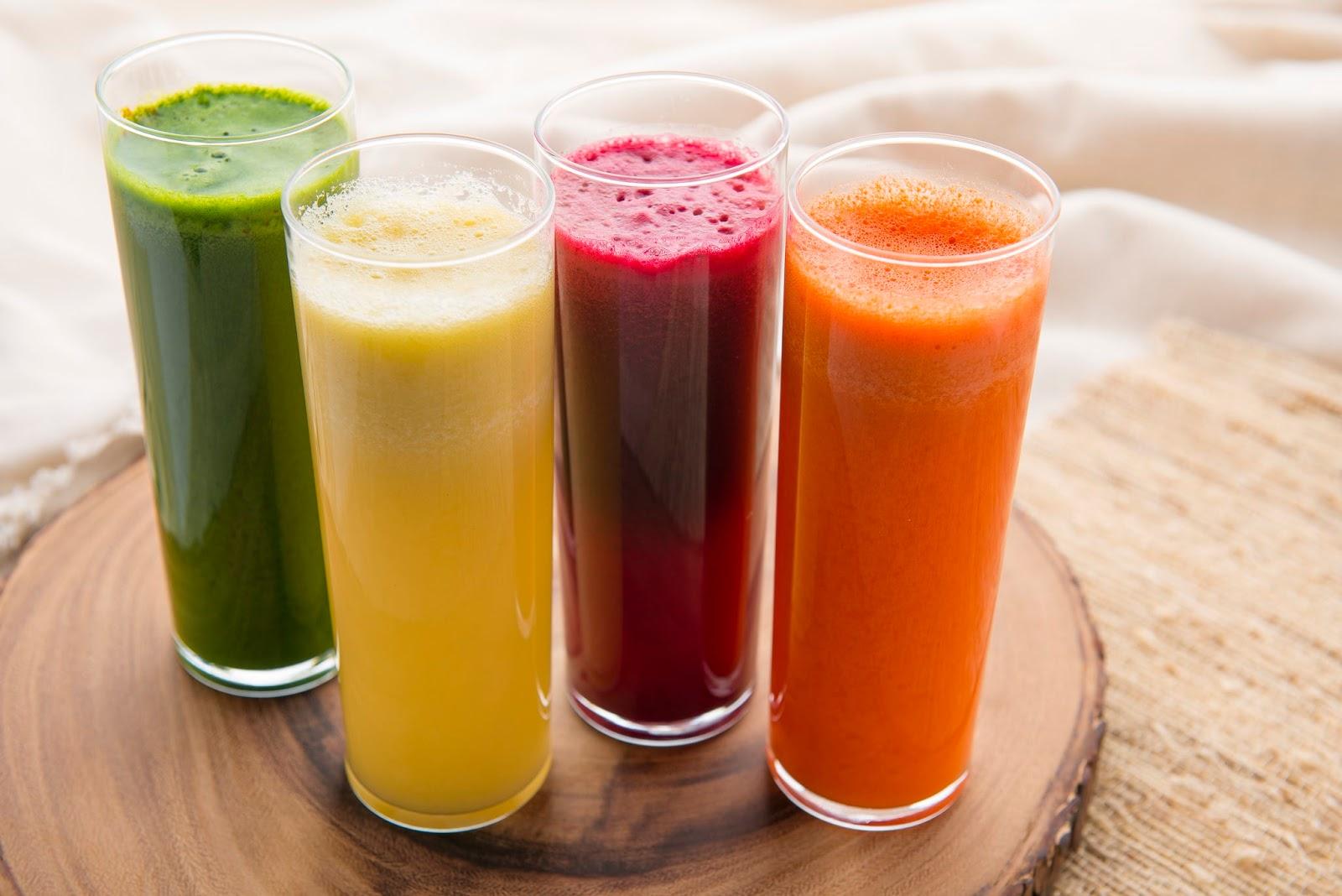 Zdravo i ukusno: Smuti od mrkve, jabuke i đumbira