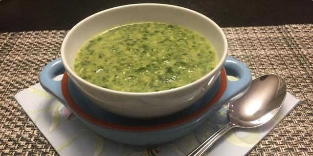 Zdravo i ukusno: Supa od špinata