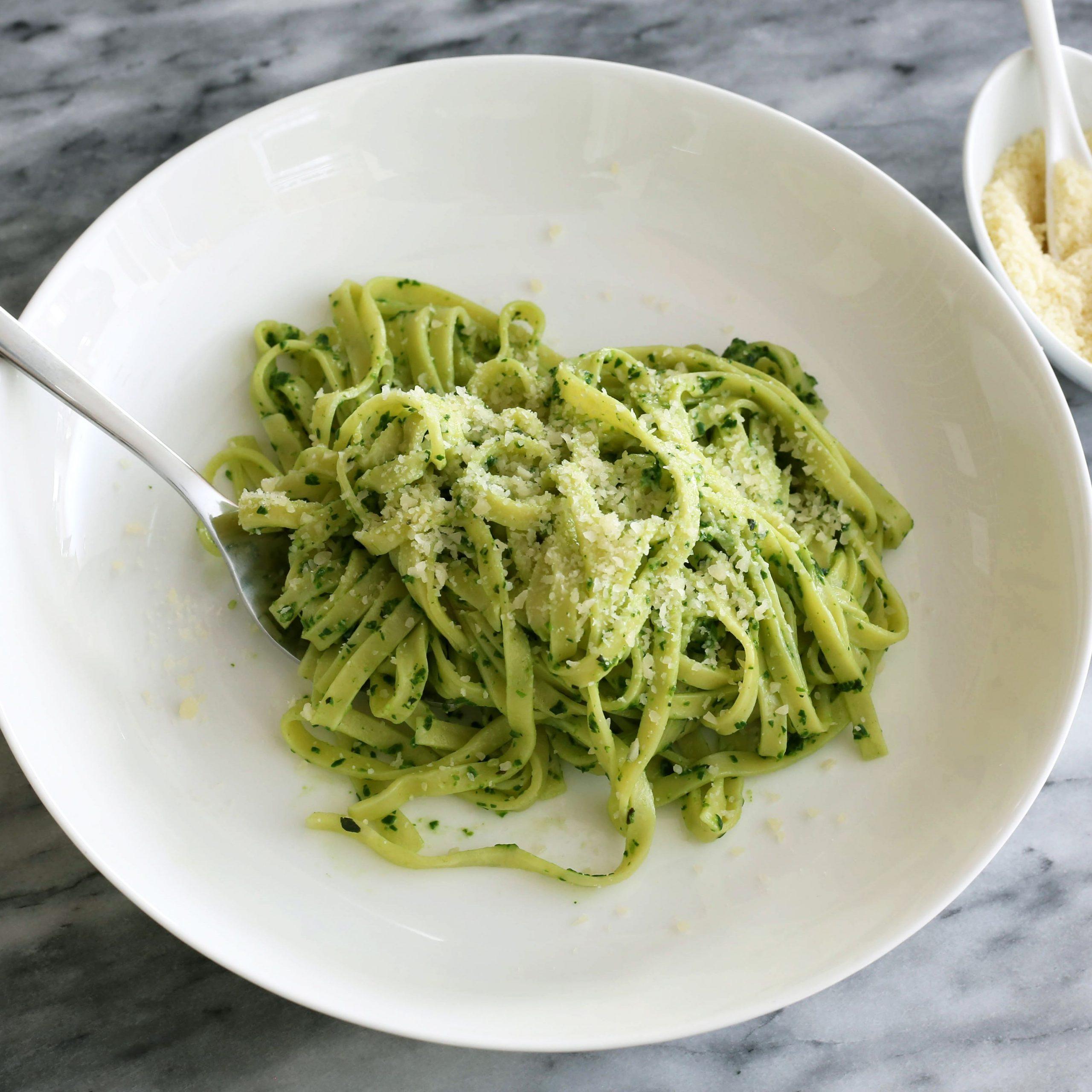 Predlažemo tjesteninu od špinata