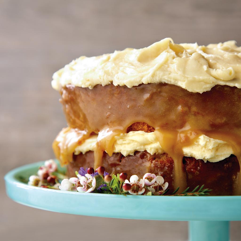 Prijedlog: Napravite tortu od meda i šlaga