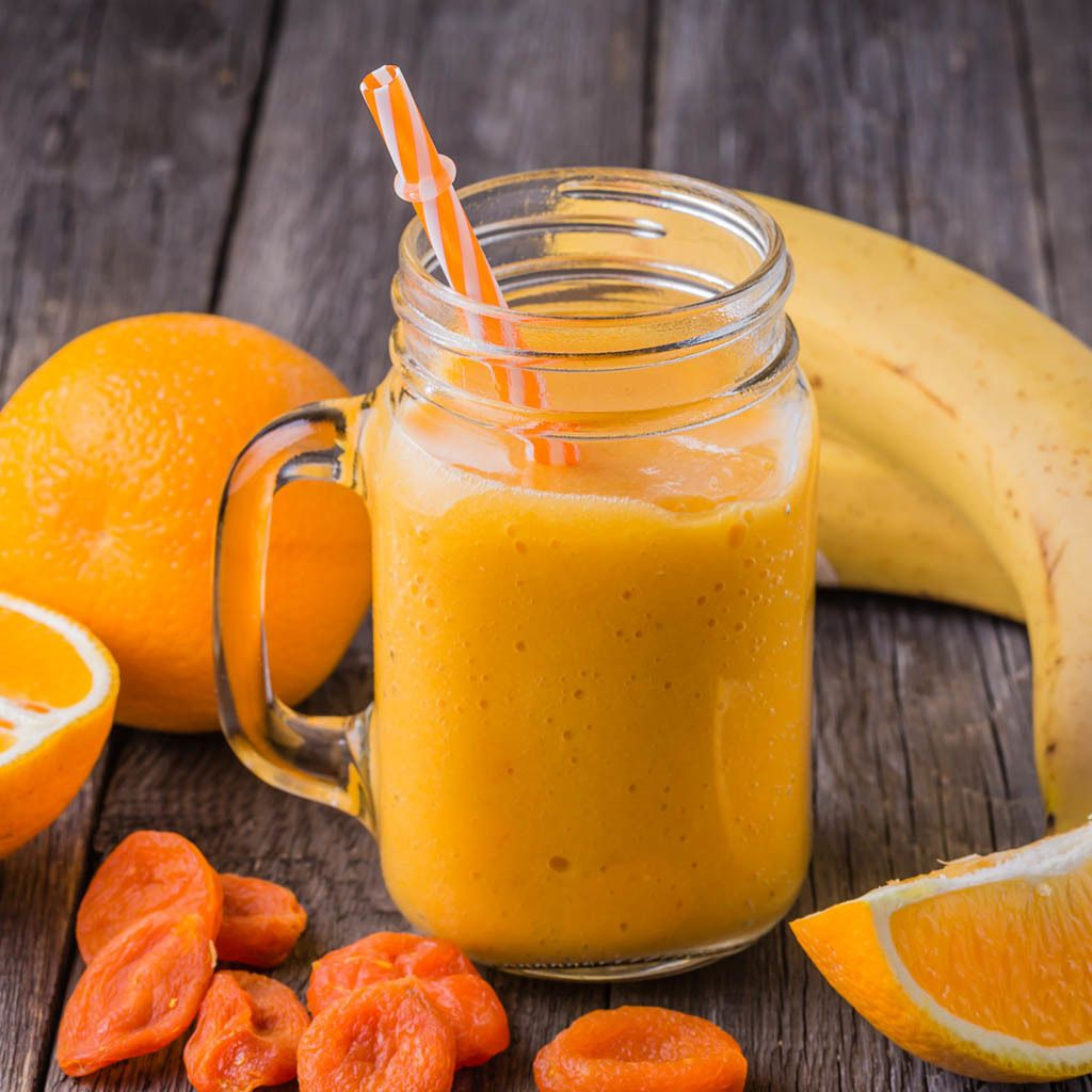 Vitaminske bombe: Jogurt od banane