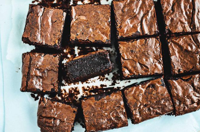 Čokoladne browniese sa samo tri sastojka
