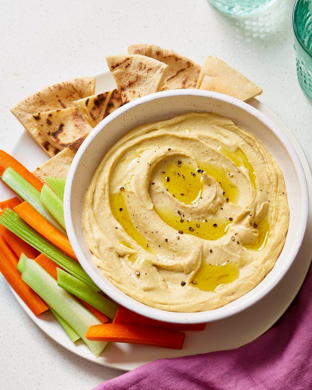 Zdravi namaz humus