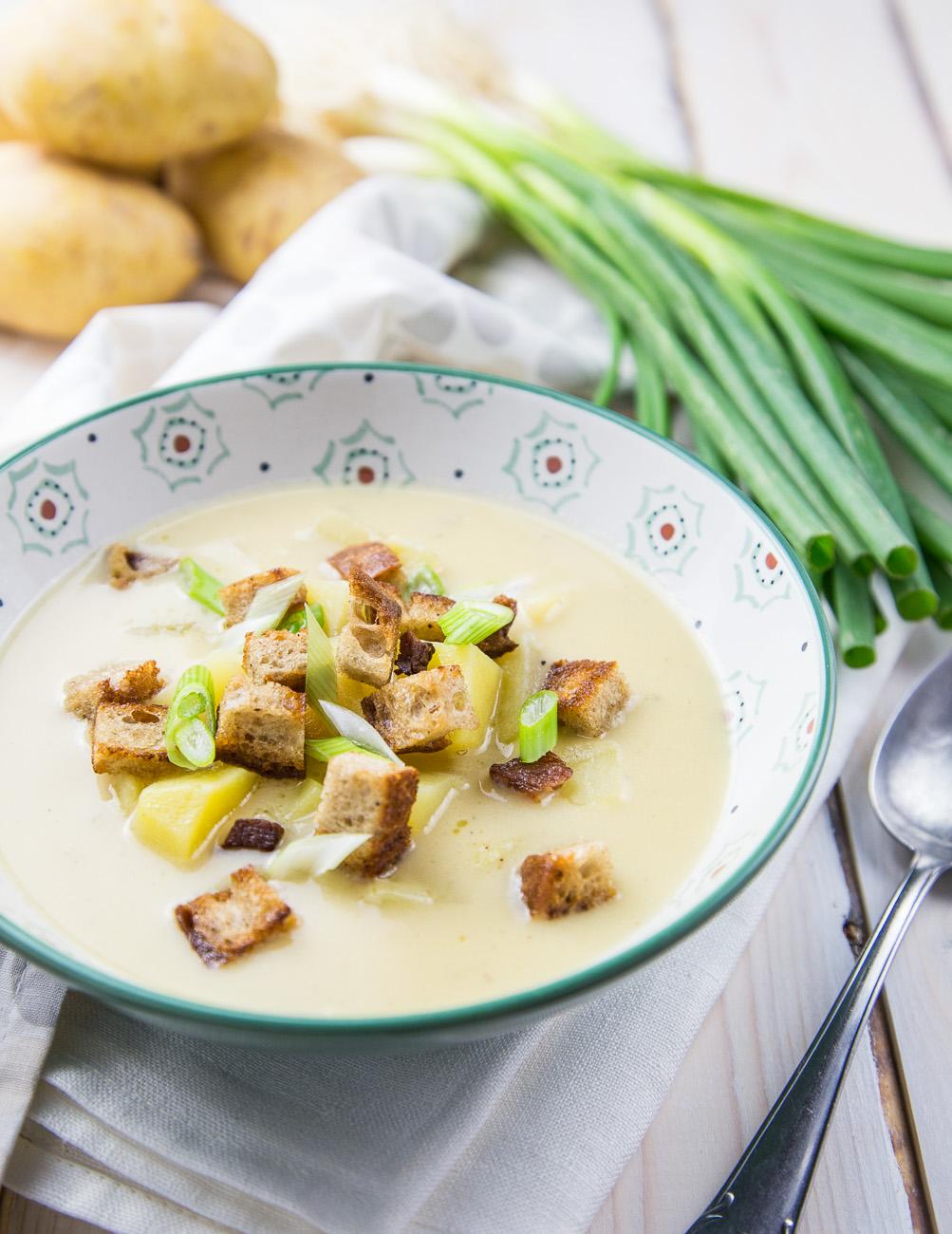 Idealna krem supa od krompira