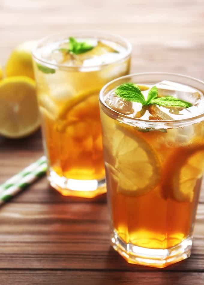 Uživajte u ledenom čaju