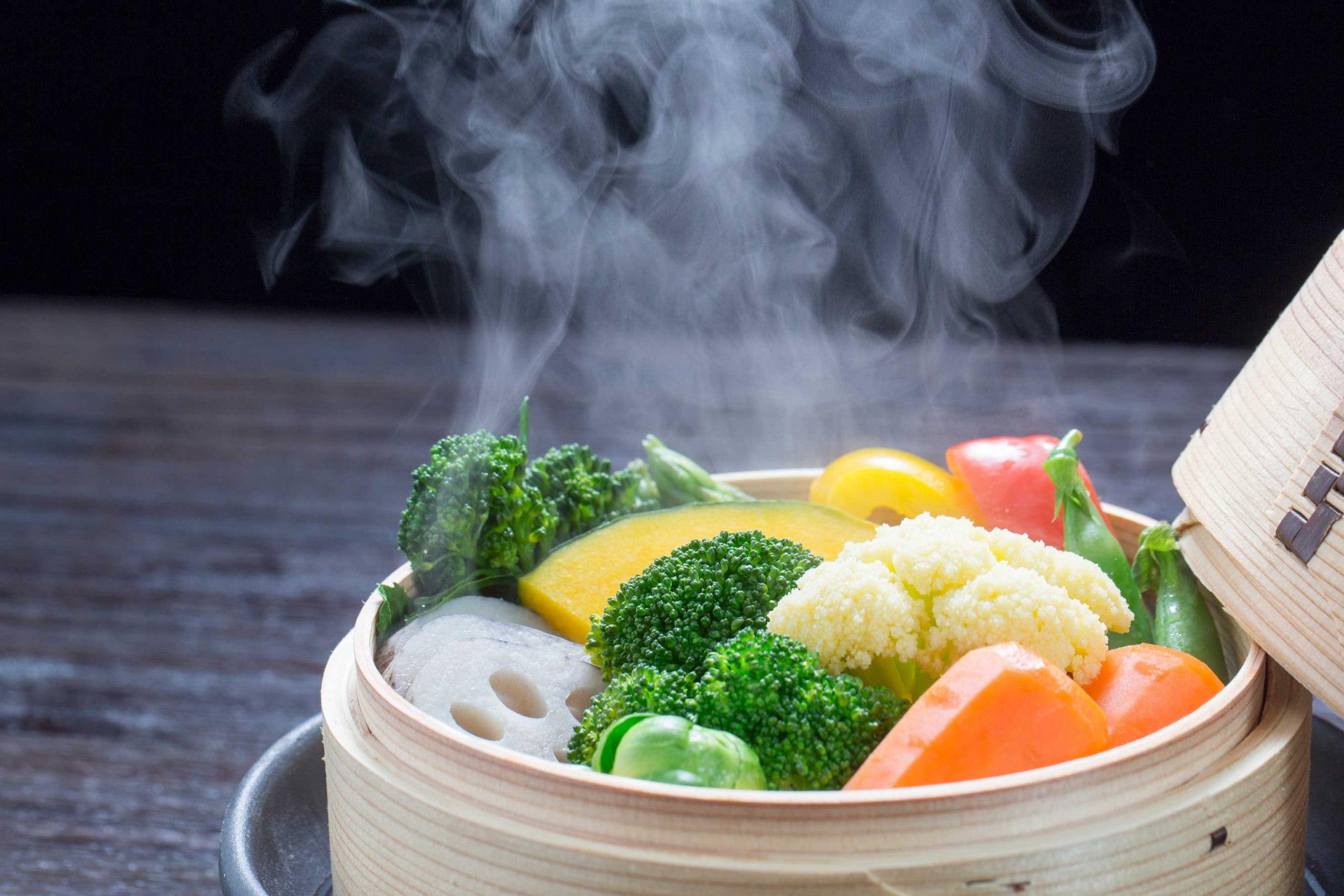 Zašto je kuhanje na pari dobro