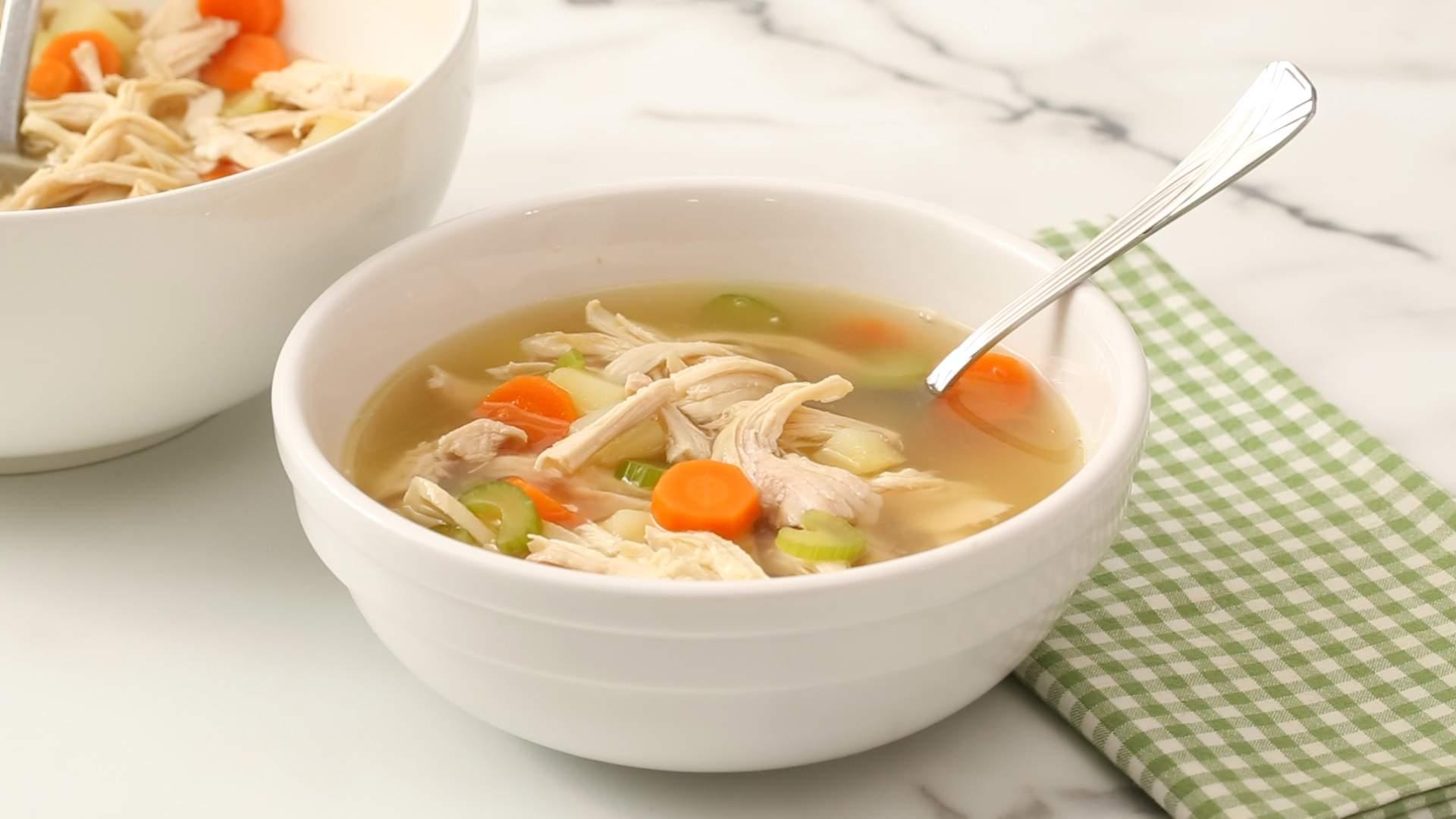Tajna je u detaljima: Napravite supu