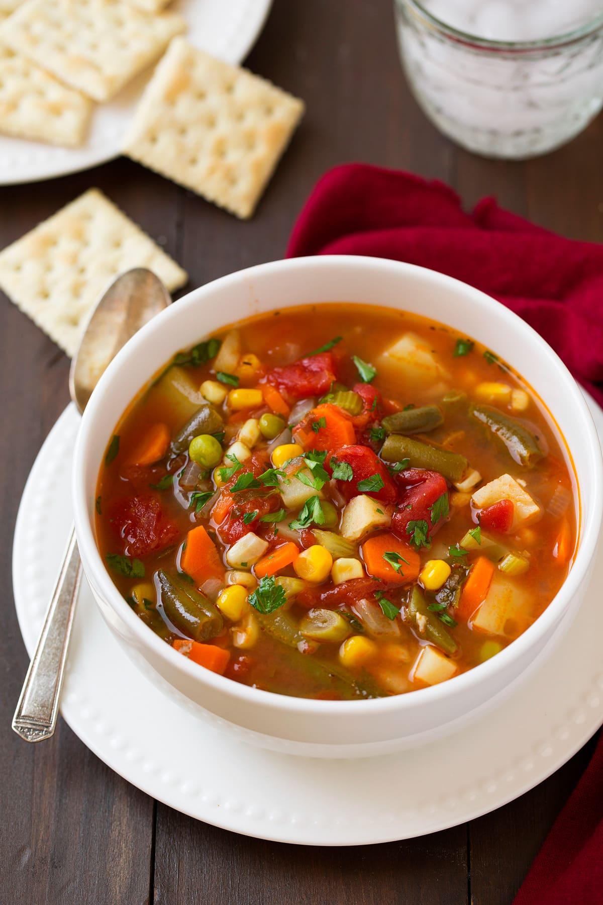 Napravite sami supu od povrća