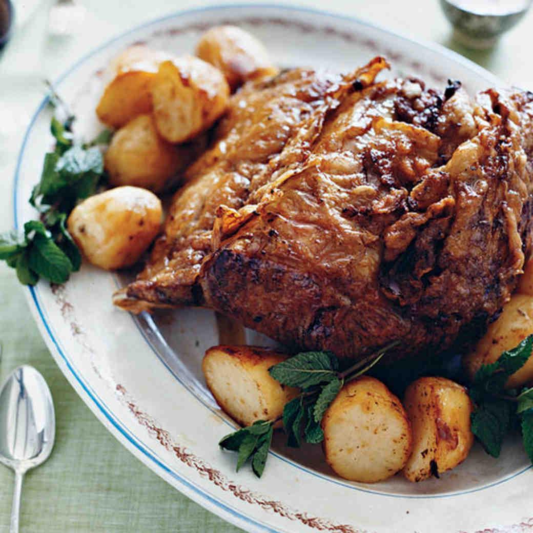 Napravite sami teleće pečenje s krompirom