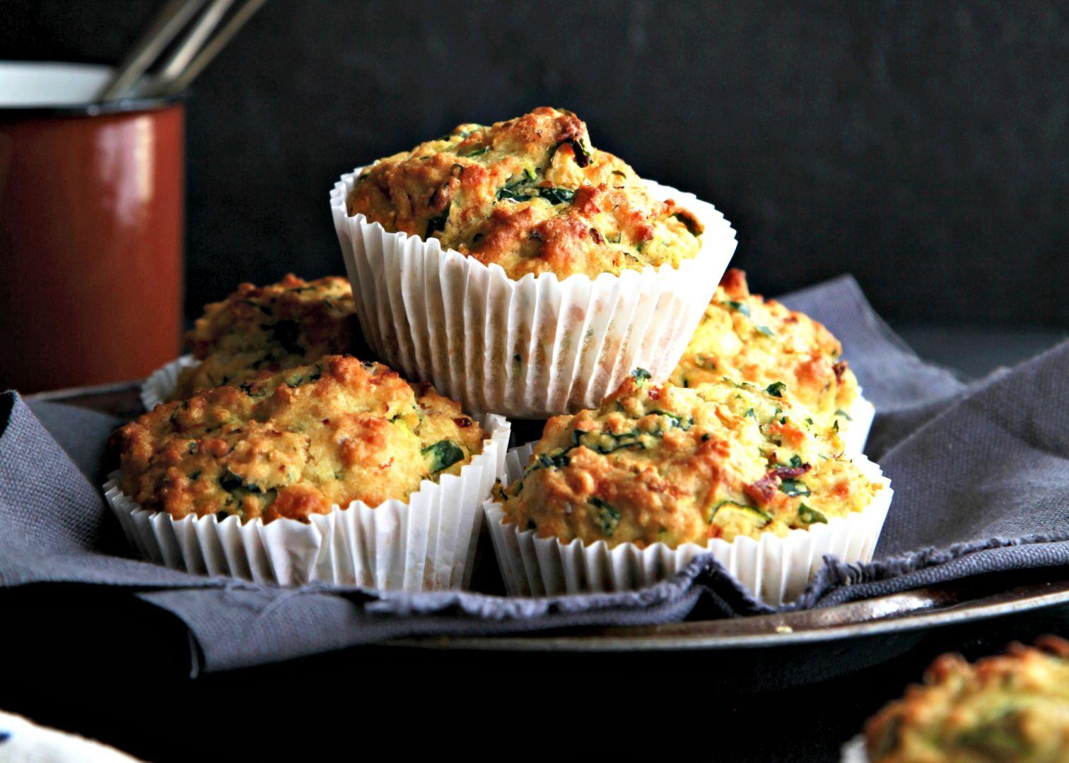 Muffini s tikvicama za doručak