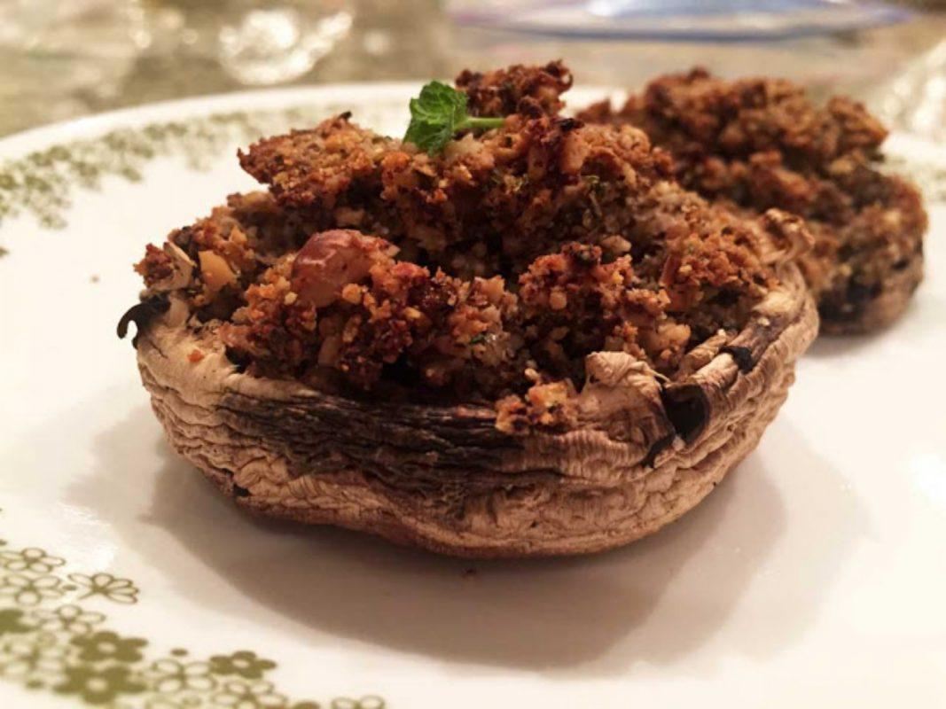 Zanimljivo i ukusno jelo: Gljive punjene orasima