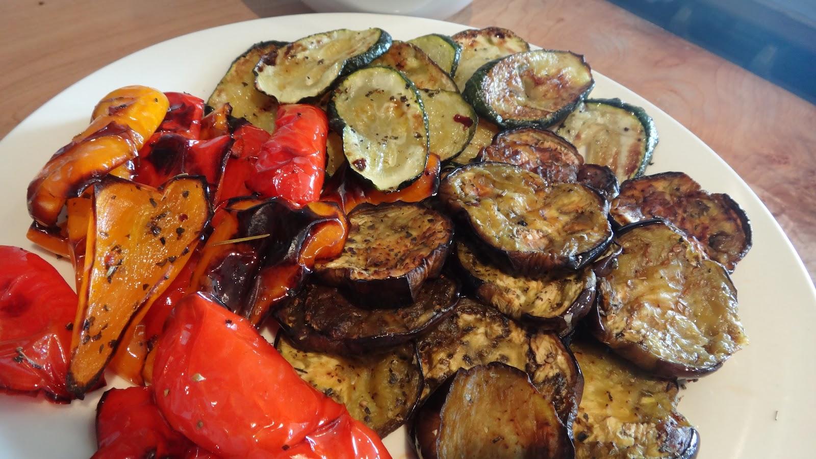 Pečeno povrće idealan obrok