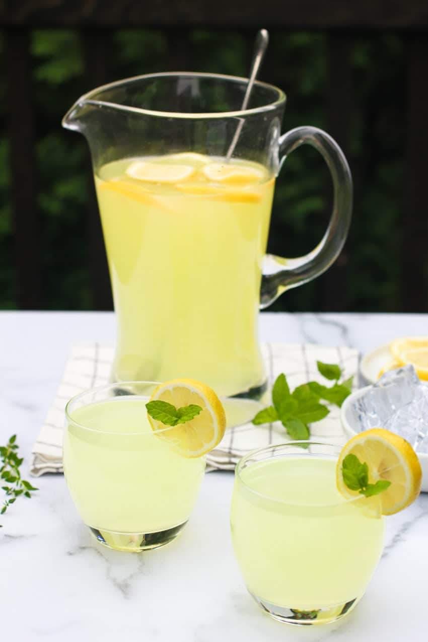 Ukusno: Limunada s medom i đumbirom