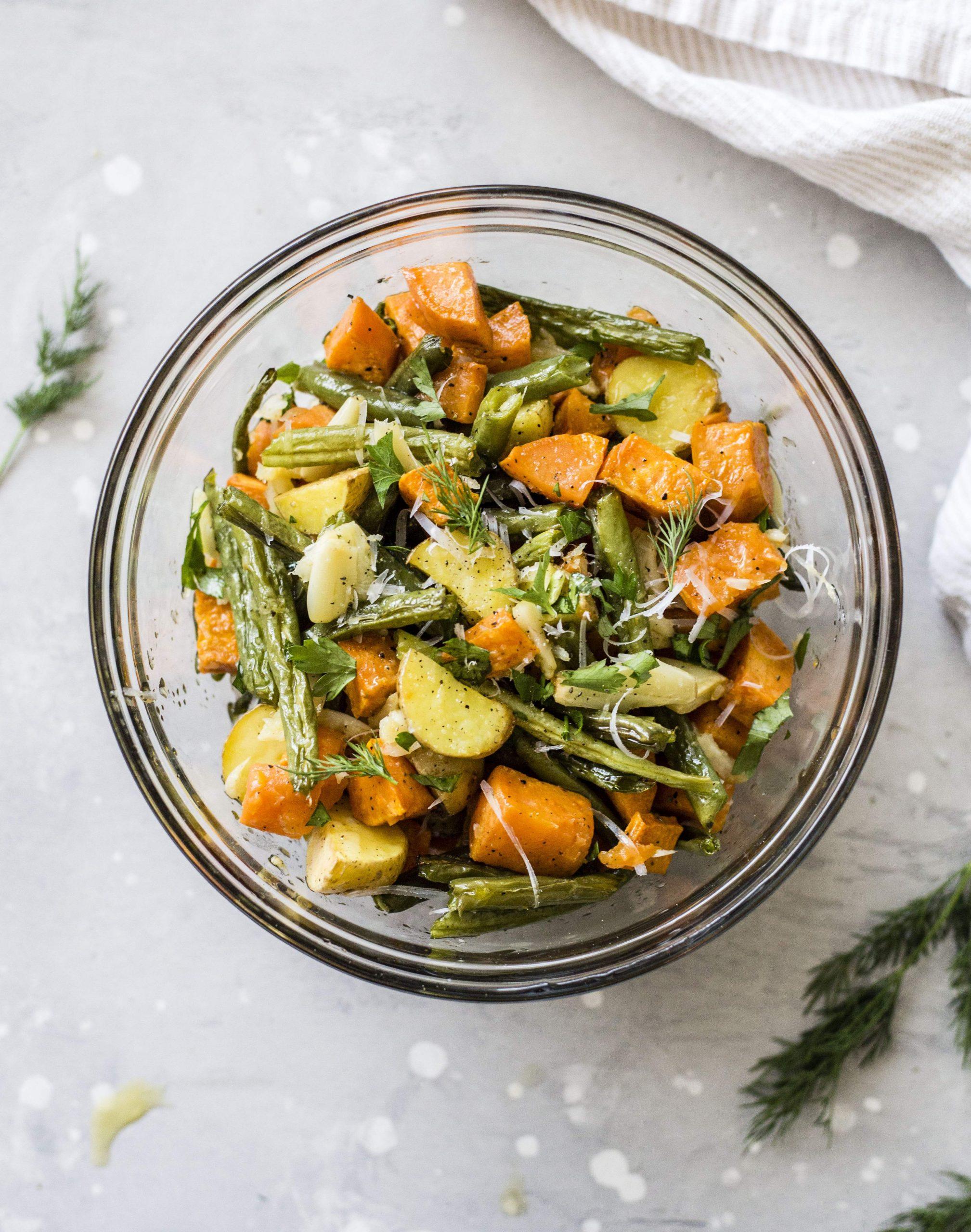 Zdrava salata od raštike