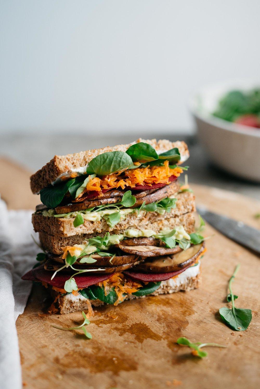 Vegan sendvič neka bude vaš izbor